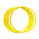 Koordinationsring Ø 50cm gul 10st