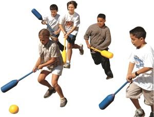 Ball Bouncer/Soft Polo Set 24