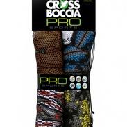 Crossboccia Spelset (4 pers) Family Pack Race arrows