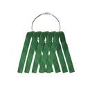 5 st Lekband / Axelband Grön med ring