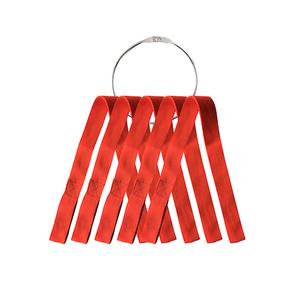 5 st Lekband / Axelband Orange med ring
