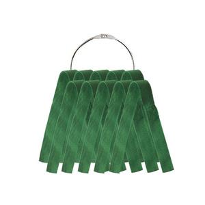 10 st Lekband / Axelband Grön med ring