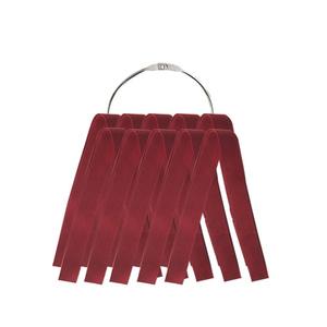 10 st Lekband / Axelband Röd med ring
