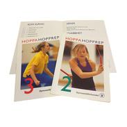 Tränings och tävlingshopprep Hopprepskort