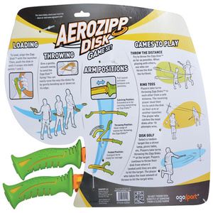 Aero Zipp Disk-Nyhet!