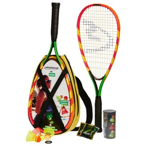 Speedminton® S600 Set + Easycourt.