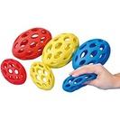 MatrixThrowers - Äggformade bollar med hål i
