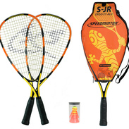 Speedminton® S-JR Racket Set